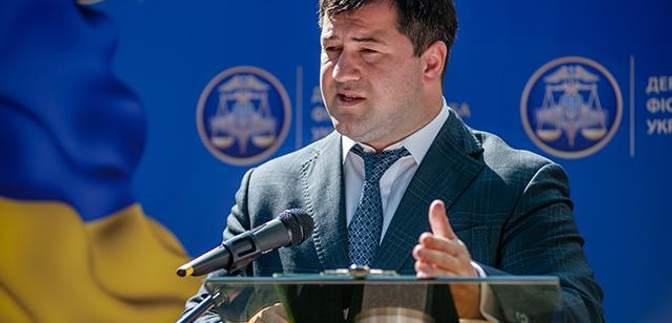Насиров вернулся в свой кабинет в ДФС, – СМИ