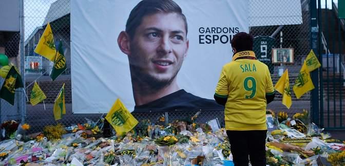 Матчи Лиги чемпионов и Лиги Европы начнутся с минуты молчания в память об Эмилиано Сала