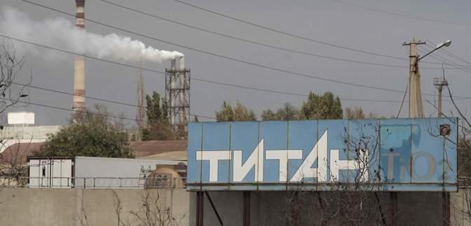Экобедствие вернулось: в аннексированном Крыму произошел новый химвыброс