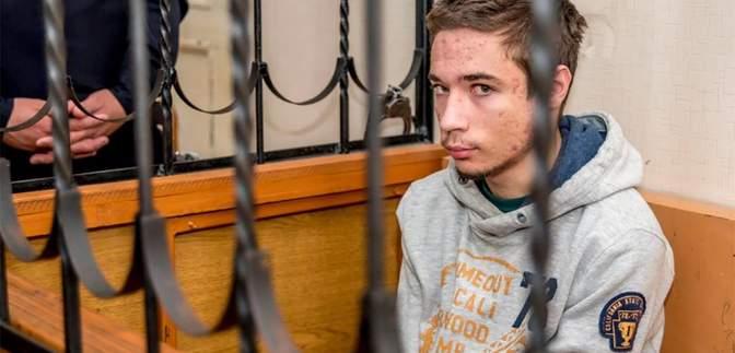 Украинцы в плену РФ: российский суд назначил прения по делу политзаключенного Павла Гриба