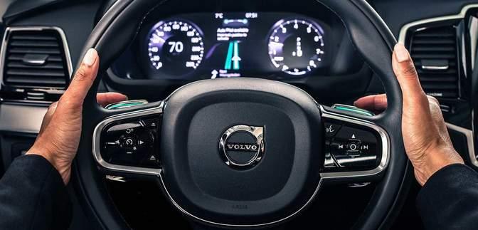 Автомобілі Volvo визначатимуть нетверезих водіїв: як вони це робитимуть