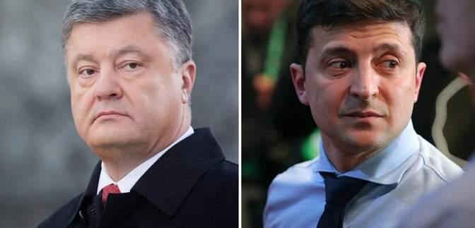 """Что штабы Зеленского и Порошенко не могут поделить на """"Олимпийском"""""""