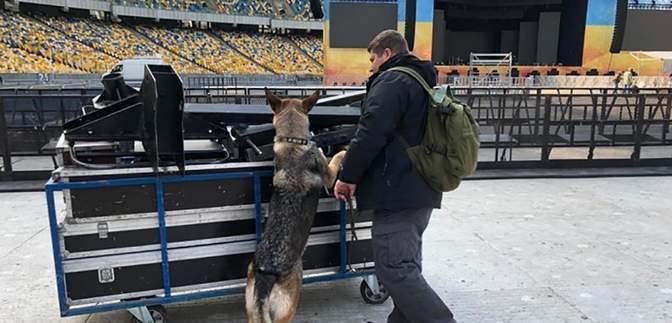 """""""Олімпійський"""" готується до дебатів: що зараз відбувається на стадіоні"""