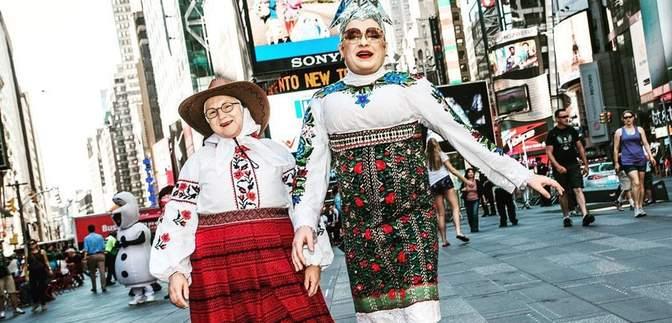 Вєрка Сердючка готується до виступу на Євробаченні-2019: кумедні відео