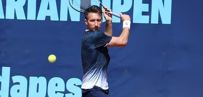 Украинец Стаховский уступил в финале теннисного турнира в Сеуле