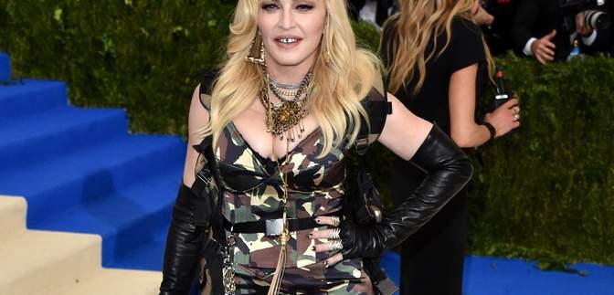 Мадонна прилетіла в Ізраїль та готується запалити на сцені Євробачення-2019