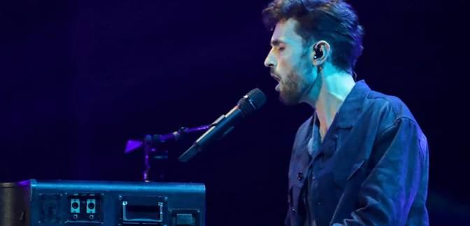 Как выступил фаворит Евровидения-2019 – нидерландец Дункан Лоренс: видео