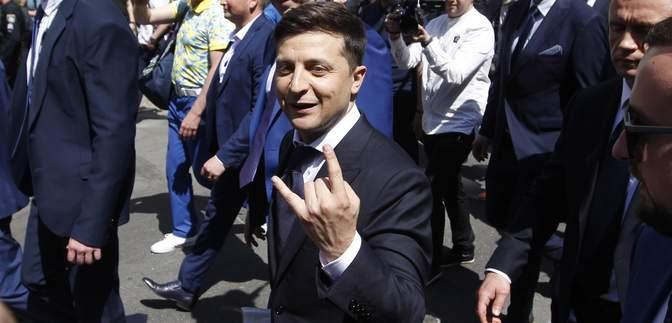 Зеленський запустив влог, у якому показуватиме будні президента