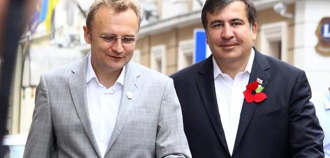 Садовый призвал Зеленского восстановить гражданство Украины для Саакашвили
