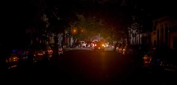 Аргентина та Уругвай майже добу були без світла: електропостачання вже відновили