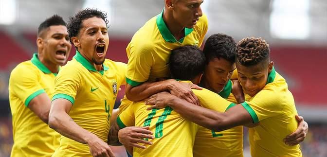 Бразилія – Венесуела: прогноз букмекерів на матч Кубка Америки