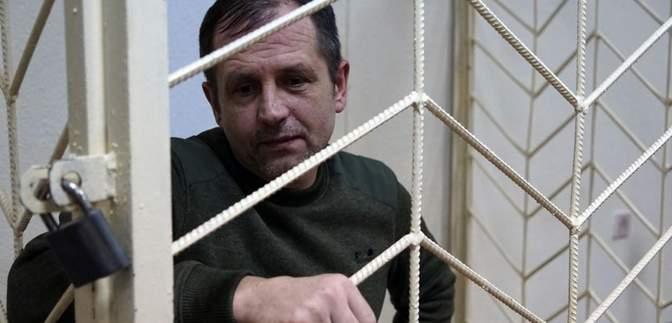 Нелюдські умови: український політв'язень Кремля Балух вдруге оголосив голодування
