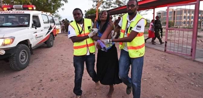 Теракт в Сомали: число жертв возросло