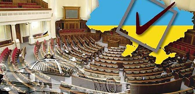 Новая Верховная Рада: кто прошел в парламент