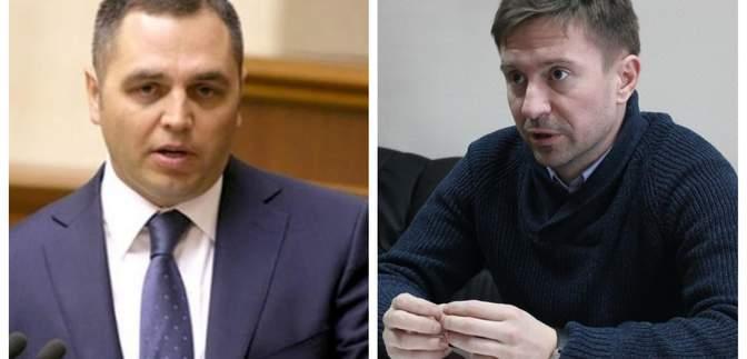 Портнов просто в коментарях у Facebook погрожував Данилюку: фотодоказ