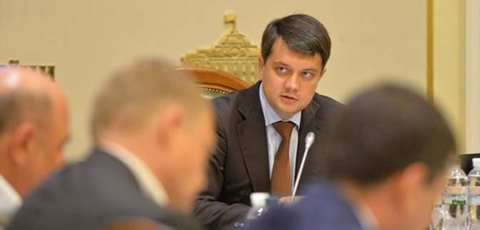 """В """"Слуге народа"""" заявили, что готовы разделить руководство в некоторых комитетах"""