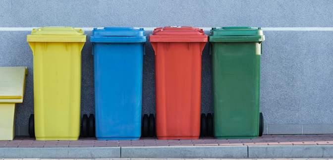 Сортировка мусора в украинских отелях станет обязательной