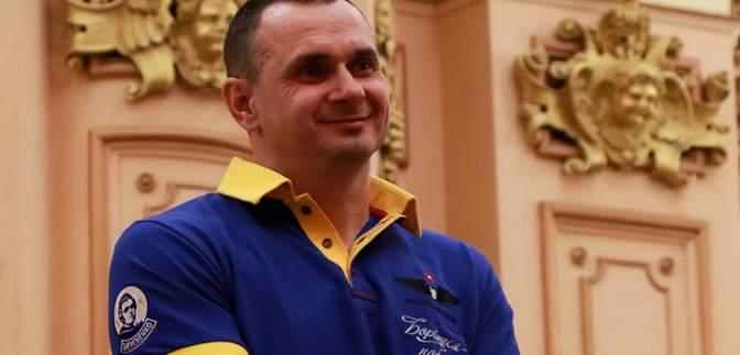 Сенцов презентував нову книгу у Львові: фото, відео