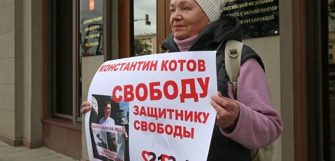 """""""Свободу захиснику свободи"""": у Москві знову протести – фото"""