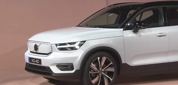 Volvo представила повністю електричний автомобіль з системою на базі Android