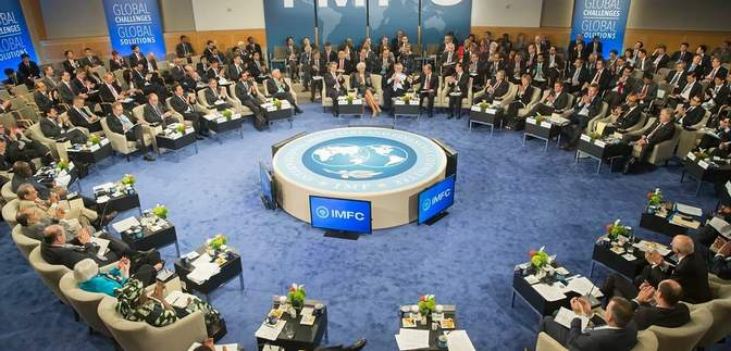 Украинская делегация отправилась в Вашингтон на переговоры с МВФ о транше