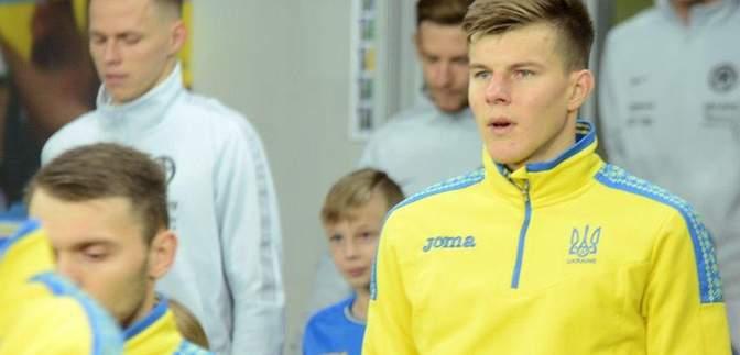 Можу сказати про Ракіцького тільки хороше, – футболіст збірної України