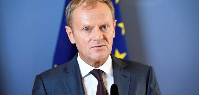 Туск залишає посаду президента Європейської Ради: прощальне відео