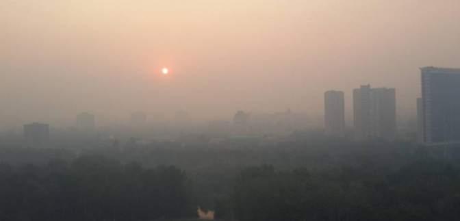 Киевсовет выделил 40 миллионов гривен на мониторинг качества воздуха в городе