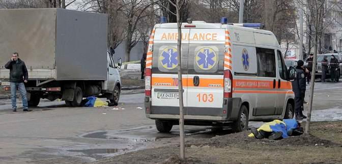 В Харькове проходит судебное заседание по теракту 2015 года