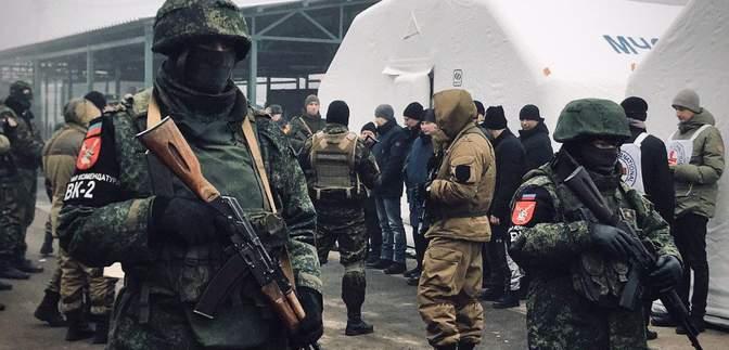 Большой обмен пленными между Украиной и боевиками: около 20 человек отказались участвовать