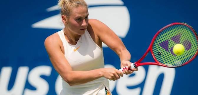 Украинка Костюк обыграла седьмую сеяную на старте квалификации турнира в Брисбене