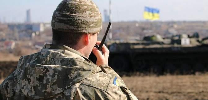 """Нові провокації: бойовики """"обстріляли"""" свої позиції з боку військових ЗСУ"""
