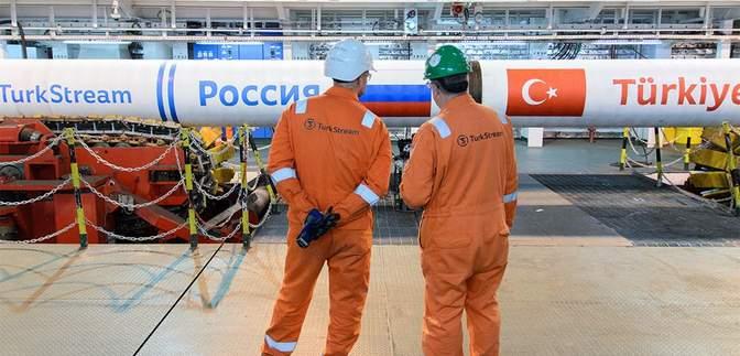 """""""Турецкий поток"""" в действии: как сейчас работает газопровод в обход Украины"""