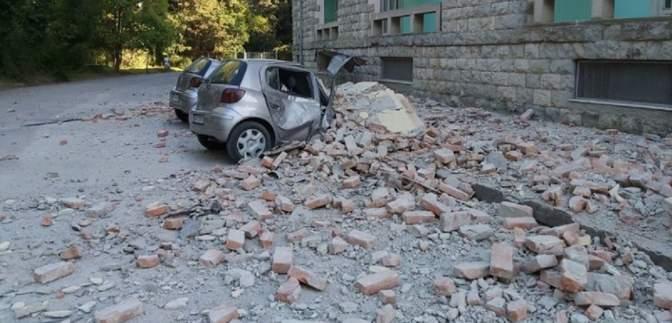 Україна надасть Албанії гуманітарну допомогу через землетрус
