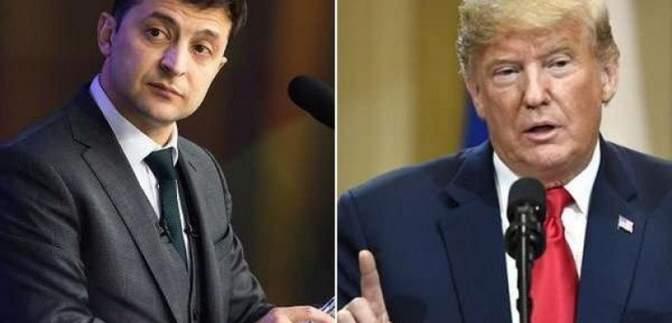 Зеленский прокомментировал историю с блокированием военной помощи США