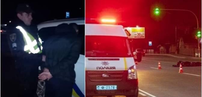Смертельна ДТП у Броварах: поліцейського-порушника звільнили з роботи та помістили в СІЗО