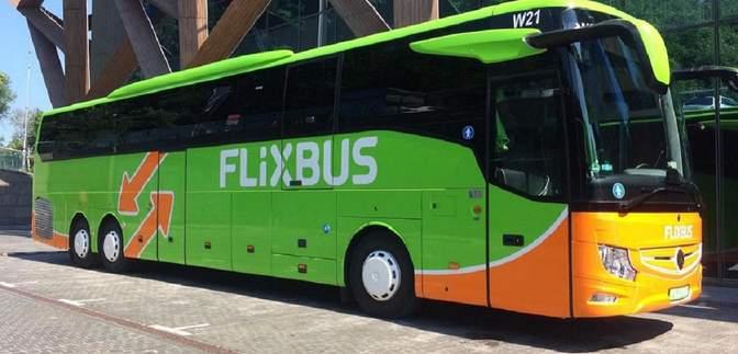 FlixBus начнет выполнять внутренние рейсы в Украине: что известно