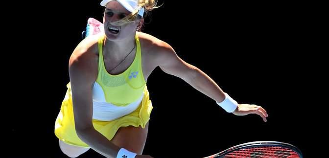 Українка Ястремська прикро поступилася іменитій іспанці на престижному тенісному турнірі