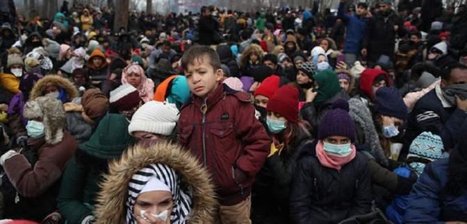 Туреччина заявила, що пропустила до ЄС понад 76 тисяч біженців, Греція заперечує