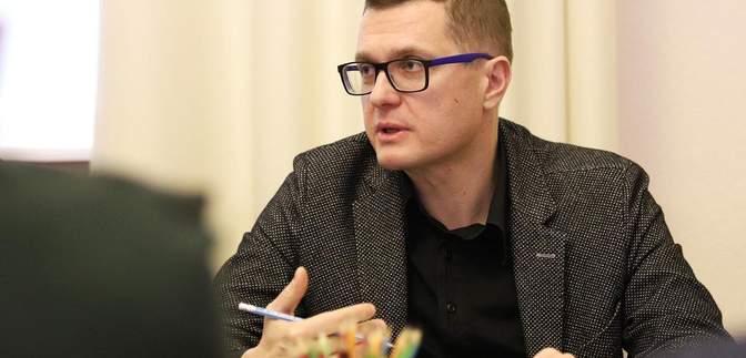 Яку зарплату голова СБУ Баканов отримав за лютий