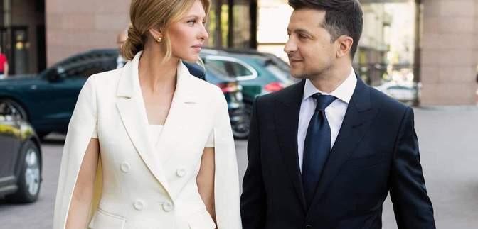 Поїздку Зеленського до Оману оплатила його дружина, – Офіс Президента