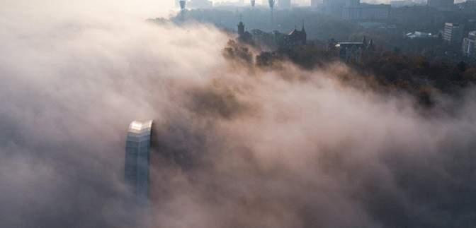 Покращення ситуації – тимчасове, – Кульбіда про забруднення повітря у Києві