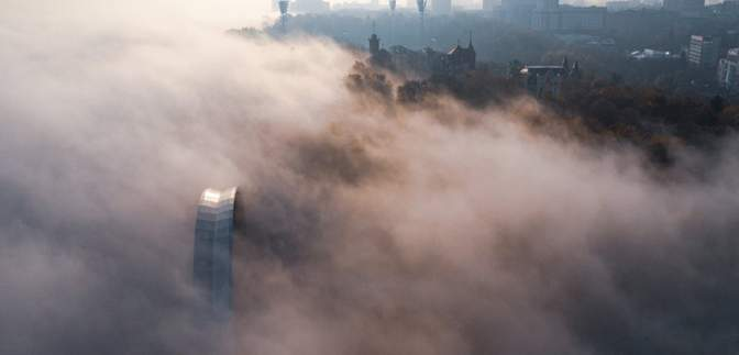 Улучшение ситуации – временное, – Кульбида о загрязнении воздуха в Киеве