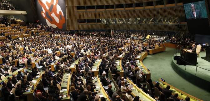 ООН приняла резолюцию о противодействии коронавирусу: не российскую с отменой санкций
