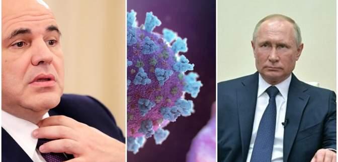 Путін та інфікований коронавірусом Мішустін контактували під час епідемії