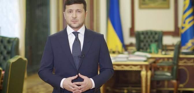 Зеленский попросил у ЕБРР финансовой поддержки для украинских компаний