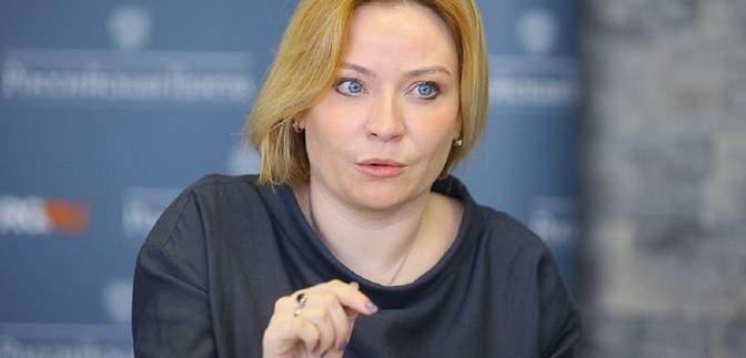 Російська міністерка Любимова захворіла на коронавірус