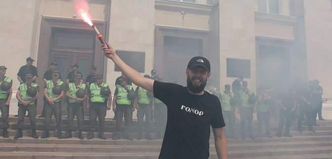 """""""Ексазовець"""" Кравченко звинуватив Білецького у відмиванні партійних грошей: деталі"""