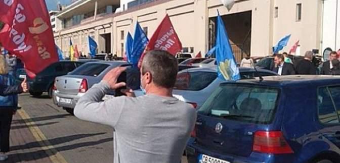 Одесской ОПЗЖ не хватило 150 гривен, чтобы оплатить таксистов: что известно