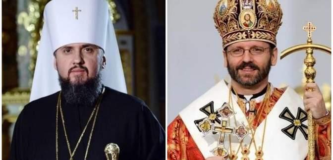 """""""Не зашкодить справі"""": до переговорного процесу по Донбасу можуть долучити глав ПЦУ та УГКЦ"""
